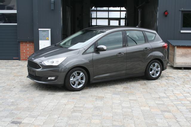Ford C-MAX - 1.0 EcoBoost 125 PS-7 Jahre Garantie-Klima-Einparkhilfe-Radio-Bluetooth-Alu
