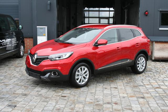 Renault Kadjar - 1.2 131 PS Intens 4x2 Klimaautomatik-LED-Tagfahrlicht-Navi-Kurvenlicht-Sofort