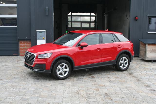 Audi Q2 - 1.4 TFSI 150 PS Attraction-3 Jahre Garantie-Navi-Climatronic-SHZ-MFL