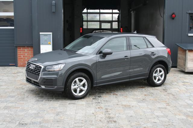 Audi Q2 - 1.4 TFSI 150 PS Attraction-3 Jahre Garantie-Navi-Climatronic-SHZ-MFL