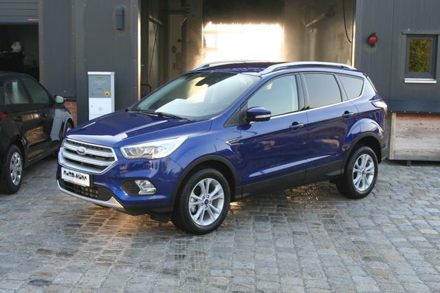 Ford Kuga - 1.5 EcoBoost 150 PS FWD Titanium-AKTION-Navi-7 Jahre Garantie-MFL-SHZ-PDC-Sofort