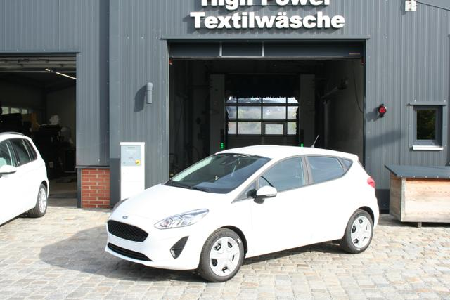 Ford Fiesta - Neues Modell 1.0 ECOBoost 100 PS-7 Jahre Garantie-Klimaautomatik-Bluetooth-PDC-AKTION SOFORT
