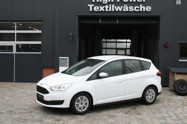 Ford C-Max - 1.0 EcoBoost 125 PS-Klima-Radio-Sofort