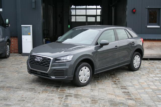 Audi Q2 - 1.0 TFSI 116 PS Attraction-4 Jahre Garantie-Front Assistent-Klima-Radio MMI-TOP SOFORT