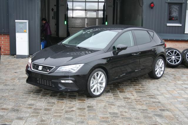 Seat Leon - Facelift 1.4 TSI 150 PS DSG FR-LED Scheinwerfer-Navi-Kamera-PDC Vu.H-Climatronic-Bluetooth-TOP AKTION Sofort
