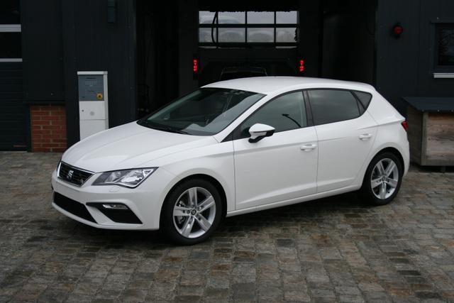 Seat Leon - Facelift 1.4 TSI 125 PS FR-PDC-Bluetooth-Climatronic-MFL-SHZG-TOP Sofort