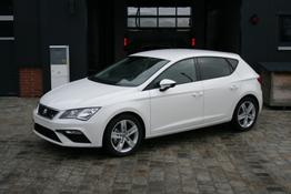 "Seat Leon - Facelift 1.4 Eco TSI 150 PS DSG FR-17""Alu-Teilleder-Tempomat-Sitzheizung-Bluetooth-NSW-Climatronic-Start-Stopp-Sofort"