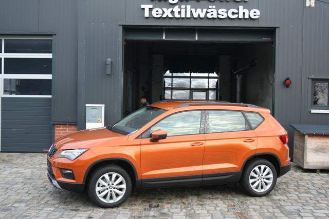 Seat Ateca - 1.0 TSI 116 PS Style-Voll-LED-Klimaautomatik-PDC-Front Assistent-MFL-SHZ-AKTION