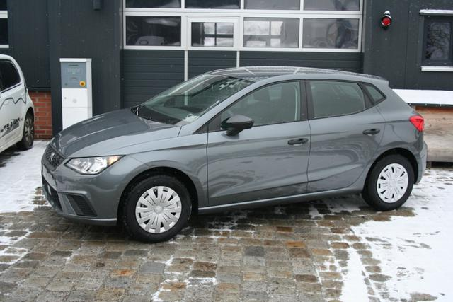 Seat Ibiza - Neues Modell-1.0 TSI 95 PS-Reference-Klima-Media System-Bluetooth-Winterpaket-Bordcomputer-EFH