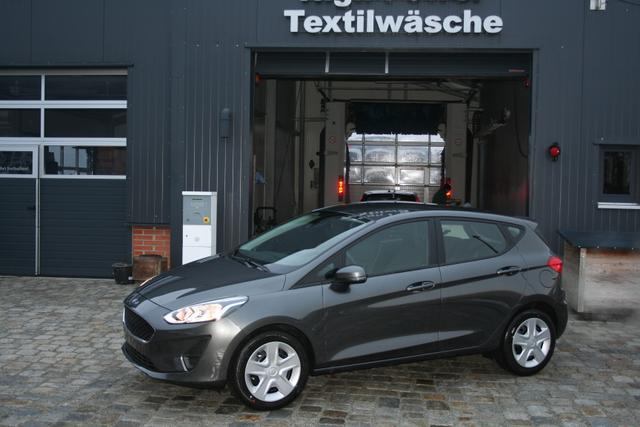 Ford Fiesta - Neues Modell 1.1 Duratec TI-VCT 85 PS-Klima-Winterpaket-Bluetooth-MFL-AKTION SOFORT