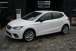 Ibiza - Neues Modell-1.0 TSI 95 PS-FR-Front Assistent-Klima-MFL-Winterpaket-TOP AKTION