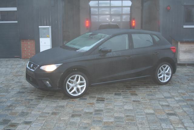 Seat Ibiza - Neues Modell-1.0 TSI 95 PS-FR-Front Assistent-Klima-MFL-Winterpaket-TOP AKTION