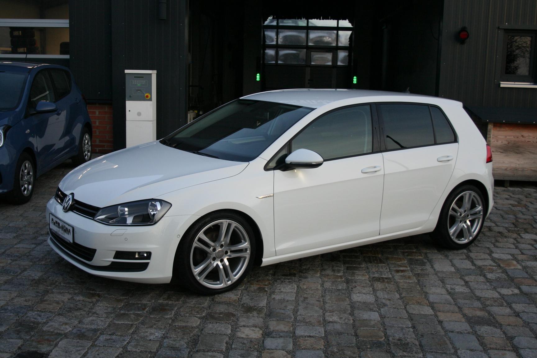 Volkswagen Golf 7 1 6 Tdi 110 Ps Bluemotion Cup Navi Climatronic