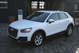 Audi Q2 - 1.4 TFSI 150 PS Navi-4 Jahre Garantie-Connectivity-Climatronic-SHZ-MFL-Sofort