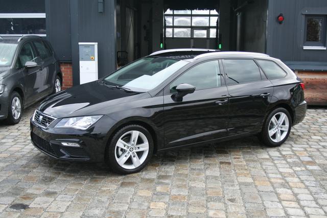 Seat Leon ST - Facelift-1.4 TSI 125 PS FR-Climatronic-MFL-SHZG-TOP Sofort