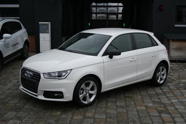 Audi A1 Sportback - 1.0 TSI 95 PS Sport-Klima-Radio/CD-Alu-TOP Sofort