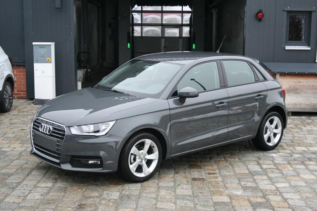 Audi A1 Sportback - 1.0 TFSI 95 PS Sport-Klima-Bluetooth-MFL-SHZG-Tempomat-TOP Sofort