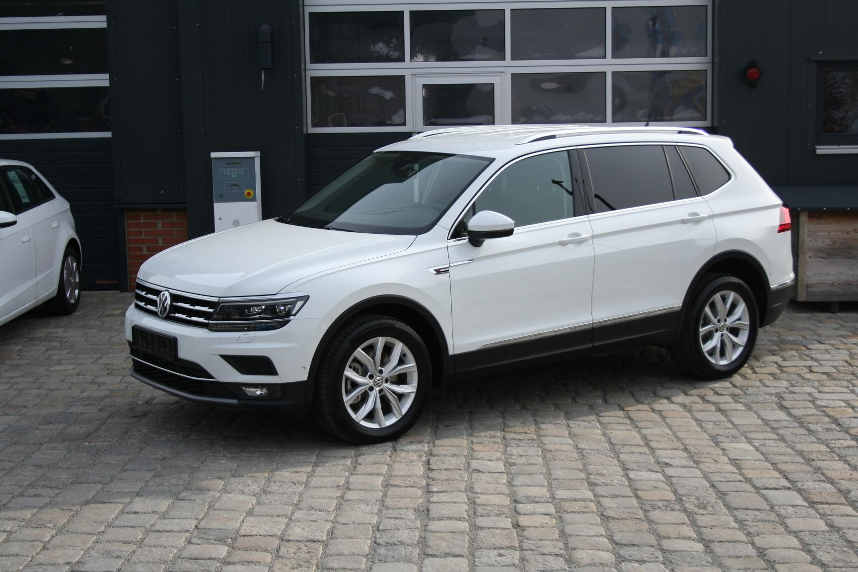 volkswagen tiguan allspace 2 0 tdi 190 ps 4x4 dsg highline. Black Bedroom Furniture Sets. Home Design Ideas