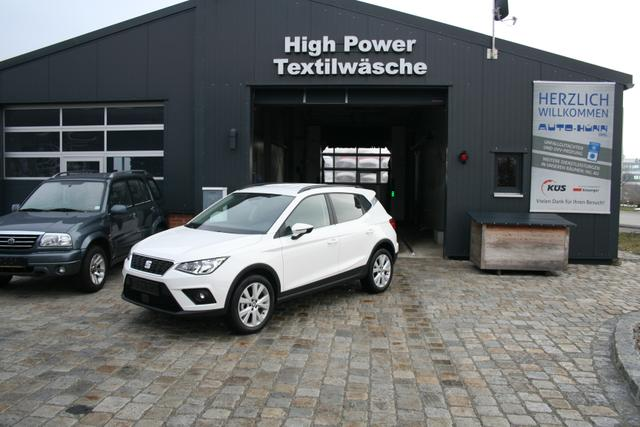 Seat Arona - 1.0 TSI 95 PS Style-Front Assistent-Kamera-PDC Vu.H-Kessy-TOP Sofort