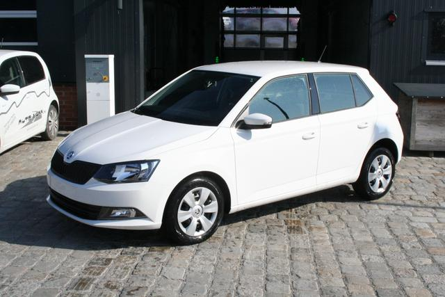 Lagerfahrzeug Skoda Fabia - 1.0 TSI 95 PS Ambition-Front Assistent-Klima-PDC-Sofort