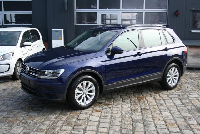 Volkswagen Tiguan - 1.4 TSI 125 PS-Navi-Climatronic 3 Zonen-Frontassistent-SHZG-Bluetooth-TOP Sofort