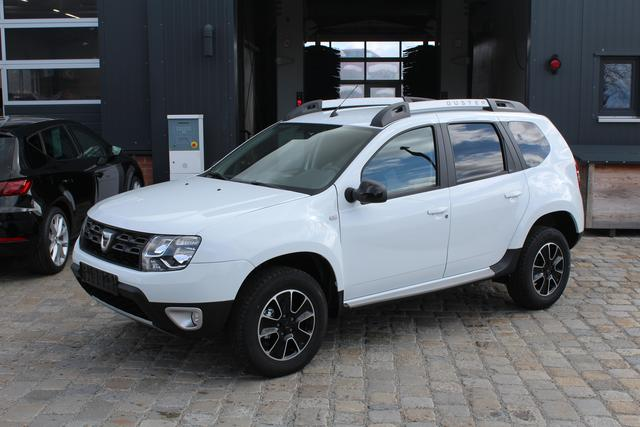 Dacia Duster - 1.2 TCE 125 PS 4x2 Black Shadow-Navi Klimaanlage-Bluetooth-SHZ-PDC-TOP Sofort