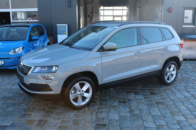 Skoda Karoq - 1.5 TSI 150 PS DSG Ambition-Front Assistent-Alarmanlage-Klimaautomatik-PDC Vu.H-TOP Sofort