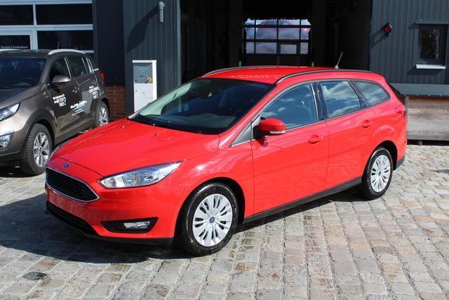 Ford Focus Turnier - 1.6 Duratec TI-VCT 105 PS-Klima-MFL-Radio/CD-TOP AKTION Sofort