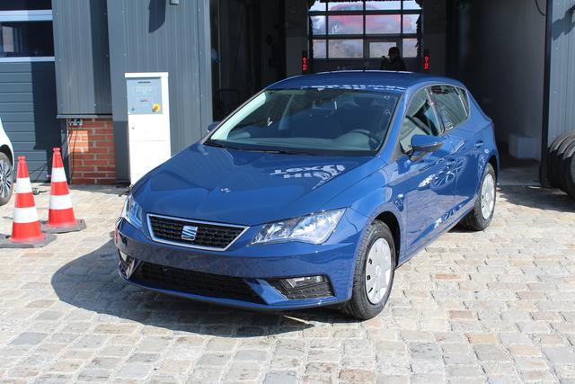 Seat Leon - 1.2 TSI 110 PS Reference-Climatronic-Bluetooth-PDC-MFL-Tempomat-TOP Sofort