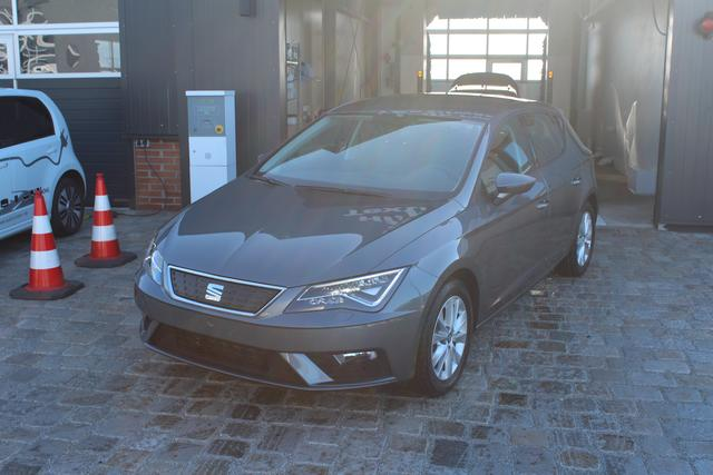 Seat Leon - 1.0 TSI 115 PS DSG Stylance-SEAT Voll LED-Climatronic-PDC-SHZG-MFL-Bluetooth-TOP Sofort