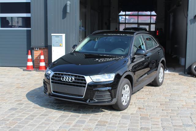 Audi Q3 - 1.4 TFSI 150 PS-LED Scheinwerfer-4 Jahre Garantie-el. Heckklappe-Connectivity Paket-sofort