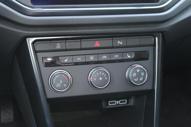 Volkswagen T-Roc 1.0 TSI 116 PS-Front Assistent-PDC Vu.H-Bluetooth-Klima-TOP Sofort BFY