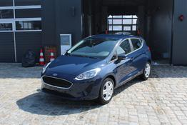 Fiesta - 1.1 Duratec TI-VCT 85 PS-Klima-Winterpaket-Bluetooth-MFL-Sofort
