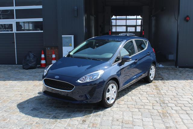 Ford Fiesta - 1.1 Duratec TI-VCT 85 PS-Klima-Winterpaket-Bluetooth-MFL-Sofort