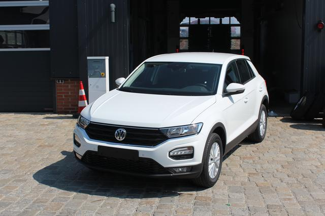 Volkswagen T-Roc - 1.0 TSI 116 PS-Front Assistent-Climatronic-PDC Vu.H-Bluetooth-TOP Sofort