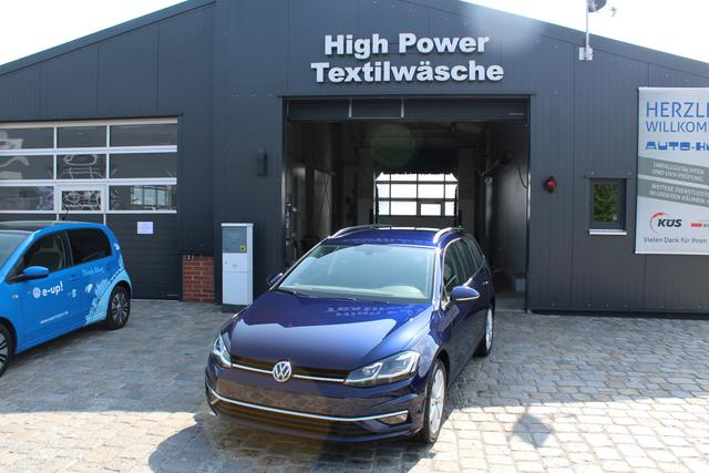Volkswagen Golf Variant - 1.4 TSI 125 PS Maraton Edition-LED Scheinwerfer-Climatronic-PDC Vu.H-Bluetooth-TOP Aktion sofort
