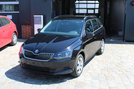 Fabia Combi - 1.0 TSI 95 PS Smart-Navi-4 Jahre Garantie-Klima-Bluetooth-SHZG-MFL-Dachreling-TOP Aktion Sofort