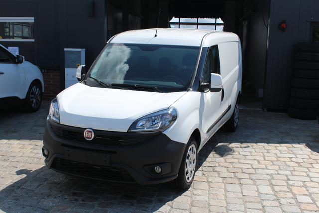 Vorlauffahrzeug Fiat Doblo - 1.4 16V 95 PS Maxi-Klima-PDC hinten-Navi-Bluetooth-ZVFunk-Nebelscheinwerfer-3Sitze