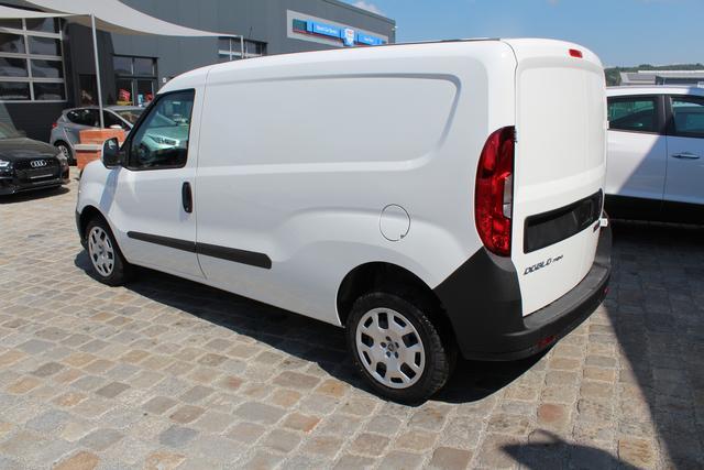Fiat Doblo - Maxi L2H1 1.4 16V 95 PS-Klima-Trennwand-Nebelscheinwerfer