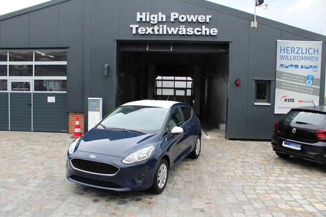 Ford Fiesta - 1.1 Duratec TI-VCT 85 PS bicolor-PDC-Klima-Winterpaket-Bluetooth-MFL-TOP Sofort