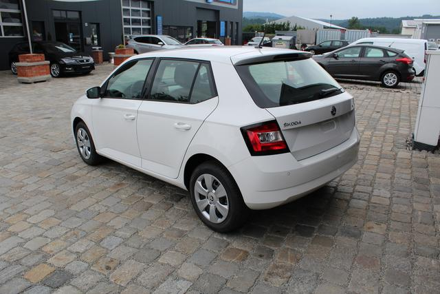 Skoda Fabia - Facelift AKTION !!! 1.0 MPI 75 PS-5 Jahre Garantie-Klimaanlage-Radio-TOP Sofort
