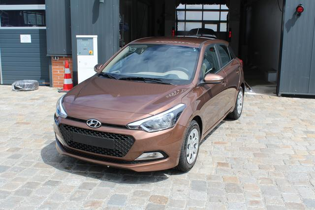 Hyundai i20 - 1.2 75 PS Family + Club-Klima-Radio-TOP AKTION Sofort