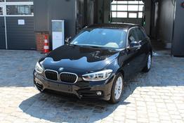 """BMW 1er - 118i 136 PS Automatik-Sportline-5Türig-VollLED-NaviBusiness-16""""Alu-PDC-SHZ-Sofort"""
