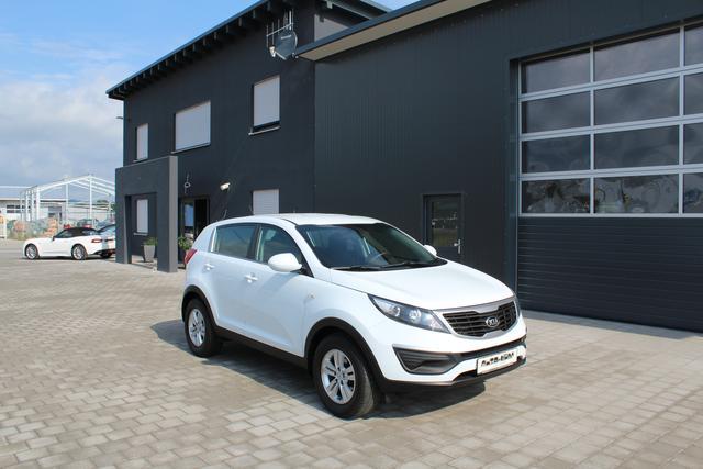 Gebrauchtfahrzeug Kia Sportage - 1.6 135 PS-Klima-PDC-Radio-ALU-Sofort