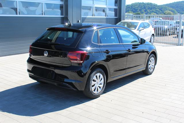 Volkswagen Polo - 1.0 TSI 95 PS-Comfortline-Klima-Front Assistent-Bluetooth-MFL-Radio-SHZG-AKTION-Sofort