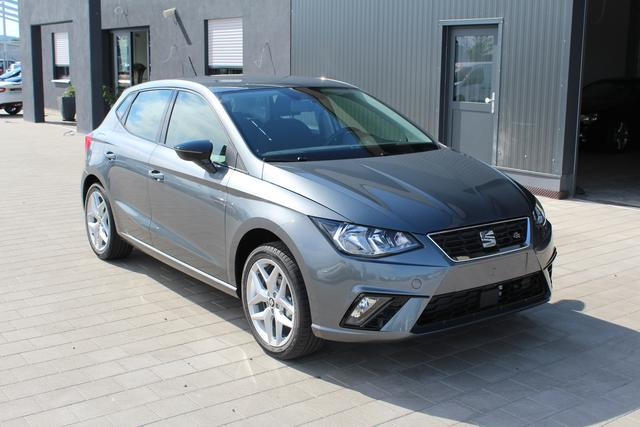 Seat Ibiza - Neues Modell-1.0 TSI 95 PS-FR-Front Assistent-Klima-MFL-Winterpaket-TOP AKTION