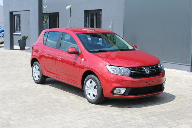 Dacia Sandero - 1.0 73 PS Sce 75 Laureate-Klimaanlage-Bluetooth-TOP AKTION Sofort