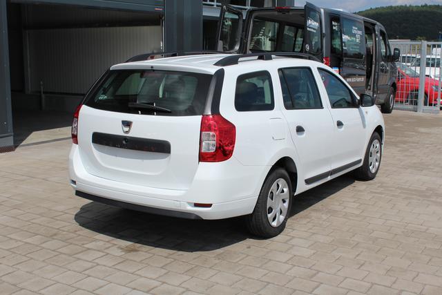 Lagerfahrzeug Dacia Logan MCV - 1.0 SCe 73 PS Comfort-Klimaanlage-Bluetooth-Dachreling-MFL-Radio mit USB-TOP Aktion Sofort