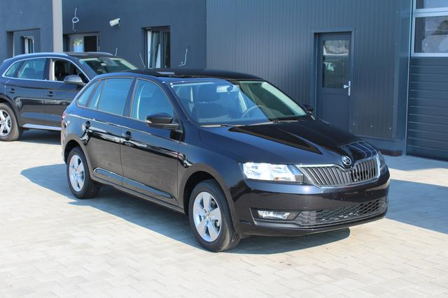 Skoda Rapid Spaceback - 1.4 TSI 125 PS DSG Smart-Garantie 4 Jahre-Bluetooth-PDC-SHZG-Klima-TOP AKTION Sofort