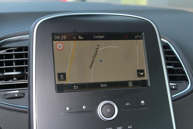 Renault Scenic TCe 130-Navi-Klimaautomatik-Spurhalteassistent-Bluetooth-MFL-SHZG-TOP AKTION Sofort